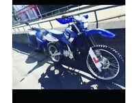 Yamaha dtr-re 125 2004