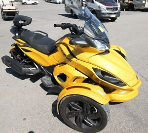 2013 Can Am Spyder STS C2DC