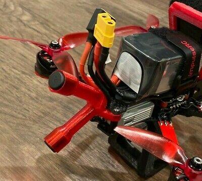 impulserc apex dji dual axii vtx mount antenna drone fpv tpu 3d USA tbs