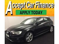 Audi A3 S Line FROM £77 PER WEEK!