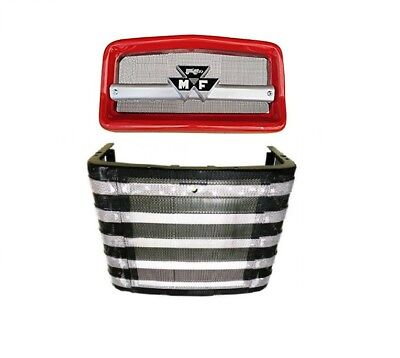 Complete Front Nose Cone Front Grille Massey Ferguson Mf30 Mf31 Mf3165