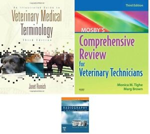 Veterinary Technology Textbooks