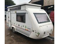 Caravan Rapido Pop top Lightweight