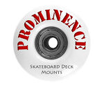 Prominence Skateboard Deck Mounts