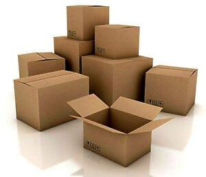 ★★ Boites de déménagement variées ★ 4 choix de grandeur possible