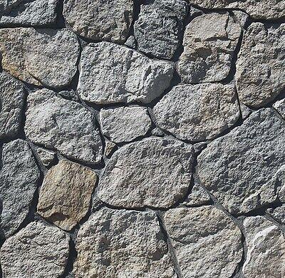 Wand Verblender Steinoptik, Wandverkleidung - Savoie Gray - 1 Musterstück