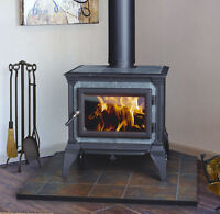 Hearthstone Tribute Wood stove West Island Greater Montréal Preview