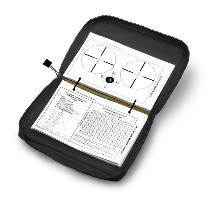 ITCMarksmanship Data Book 2 Sniper, Military, Long-range rifle