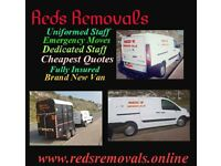 Reds Removals cheapest in kent