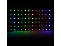 LED Tri Matrix DMX cloth