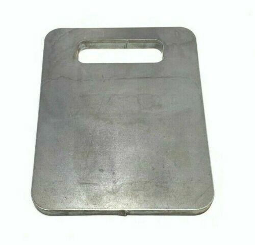"""30Lb Ruck Plate 9"""" X 11.50"""" X 1.125"""""""