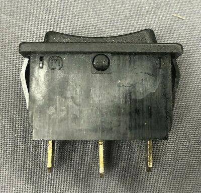 Rectangle Spdt Push Button Rocker Switch Center Off Usa Seller New