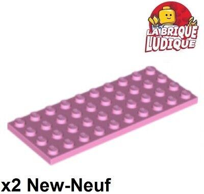 LEGO 2X PLATTE FLACH 4X10 10X4 ROSA BRIGHT PINK 3030 NEU