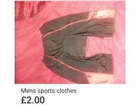 New mens cycling shorts