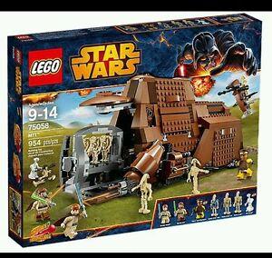 LEGO 75058 STAR WARS MTT! BRAND NEW! RETIRED !