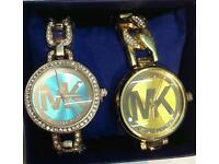 MK gucci armani Men s ladies watches