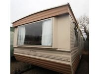 Atlas Vermont 28 ft x 10 ft static caravan