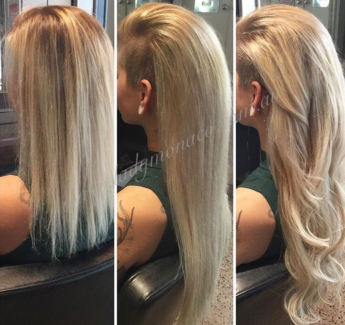 Hair extensions clip in central coast nsw region nsw gumtree one stop shop for all hair extensions needs lady monaco pmusecretfo Gallery