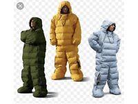 Wearable sleeping bag / Selk Bag / Camping
