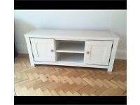 Solid Wood Media TV Cabinet Unit Stand Sideboard
