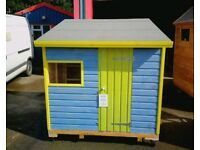 New Playhouse 6x5x6 ft