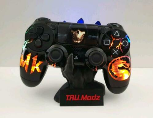 Custom Playstation / PS4 Controllers By TRU Modz
