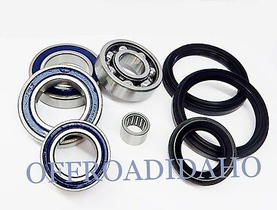 FRONT DIFFERENTIAL BEARING & SEAL KIT ARCTIC CAT 2002 375 4x4 w/AT 4WD AUTO 02