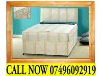 SINGLE / DOUBLE / Small Double / King size DlVAN BASE / Bed