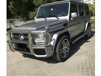Mercedes-Benz G 55 AMG edition 79, 2010, fsh, Matt grey, £647PM 20% DEPOSIT