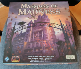 Lots of board games