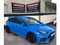 2016 66 FORD FOCUS RS 2.3 5DR MOUNTUNE M375 BHP FULLY LOADED BAR SUNROOF RECA