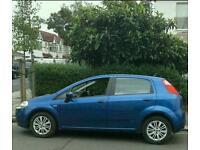 Fiat punt 06 reg