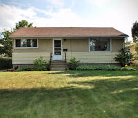 Character home in Holyrood- 3 beds, 2, baths, 2 kitchens!!
