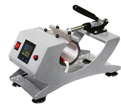 Used 3in1 Sublimation Mug Heat Press Transfer Machine 11oz 12oz 17oz Latte Mug