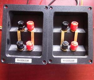 Monitor Audio Bronze 2 Crossovers (pair) High Quality Kitchener / Waterloo Kitchener Area image 1
