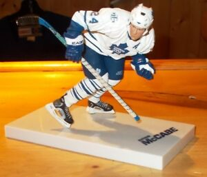 TORONTO MAPLE LEAFS  BRIAN  MCCABE  ACTION  FIGURE