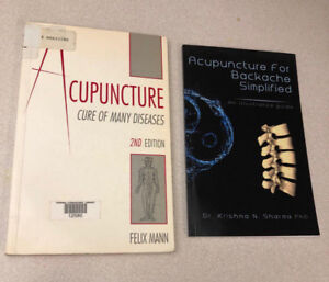 Acupucture books
