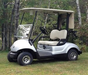 Golf Cart - 2016 Yamaha Drive Standard Gas