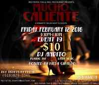 MUCHO CALIENTE!  A Romantic Salsa Night in Guelph!