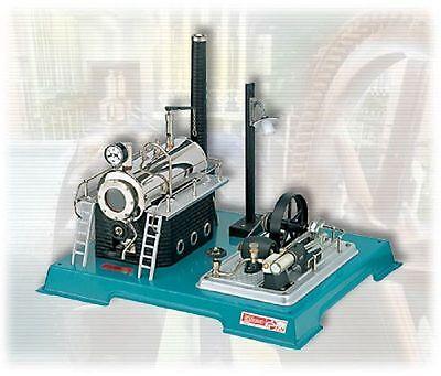 Wilesco Dampfmaschine D 18 Dampfmaschine Wilesco 00018  X