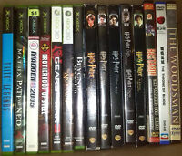 DVD and Video Games for Sale