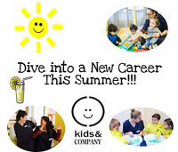 APPLY NOW!!! HIRING FOR FULL-TIME EARLY CHILDHOOD EDUCATORS