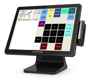 Logiciel point de vente Z-POS, POS-MEV (Bar, fast food,détail)