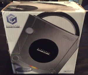 Limited Edition Gamecube With Box, 2 Controllers and 5 Games