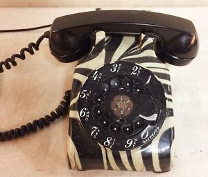 226: Vintage Weston Electric Dial Phone