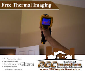 Property Inspection Services - Incl Free Infrared - 780-570-5824 Edmonton Edmonton Area image 2