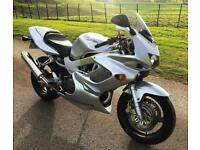 HONDA VTR 1000 FIRESTORM - SUPERB V-TWIN SUPERBIKE + FULL BODY STYLING