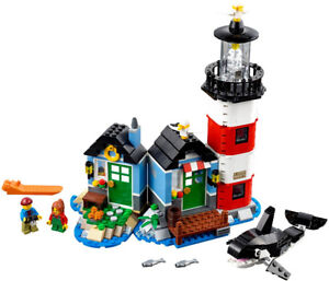 LEGO Creator 31051 Lighthouse Point 3-in-1