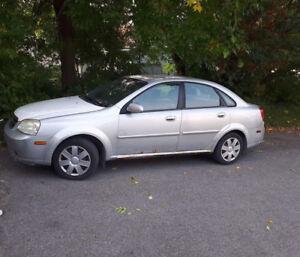 Chevrolet OPTRA 2004 (PRIX CASSÉ)