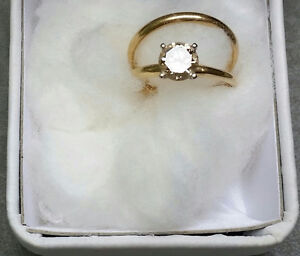 1 carat wedding ring set